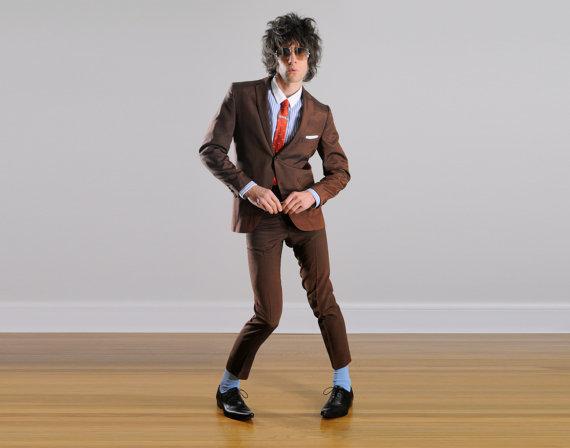 Copper Suit