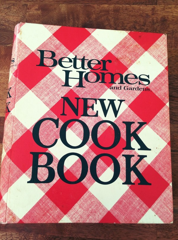 Gingham Cook Book